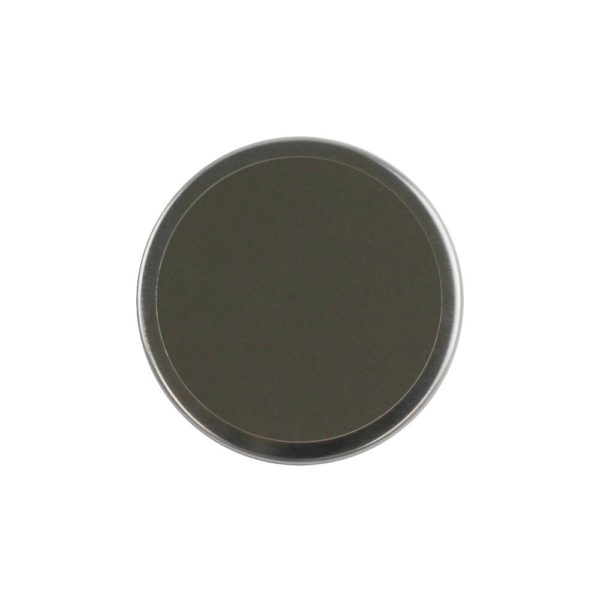 Back of a made 58mm compact mirror