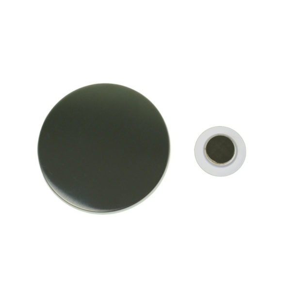 Components for back of 58mm clothing magnet