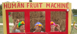 Machine à fruits humains