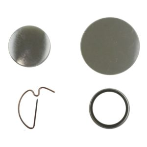 Open Back (D-pin) Badge Sets