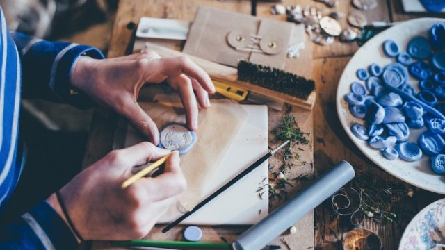 arts and crafts to do at home