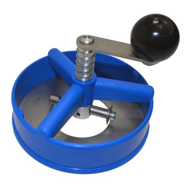 Cortador azul