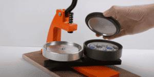 Miror Badge Machine
