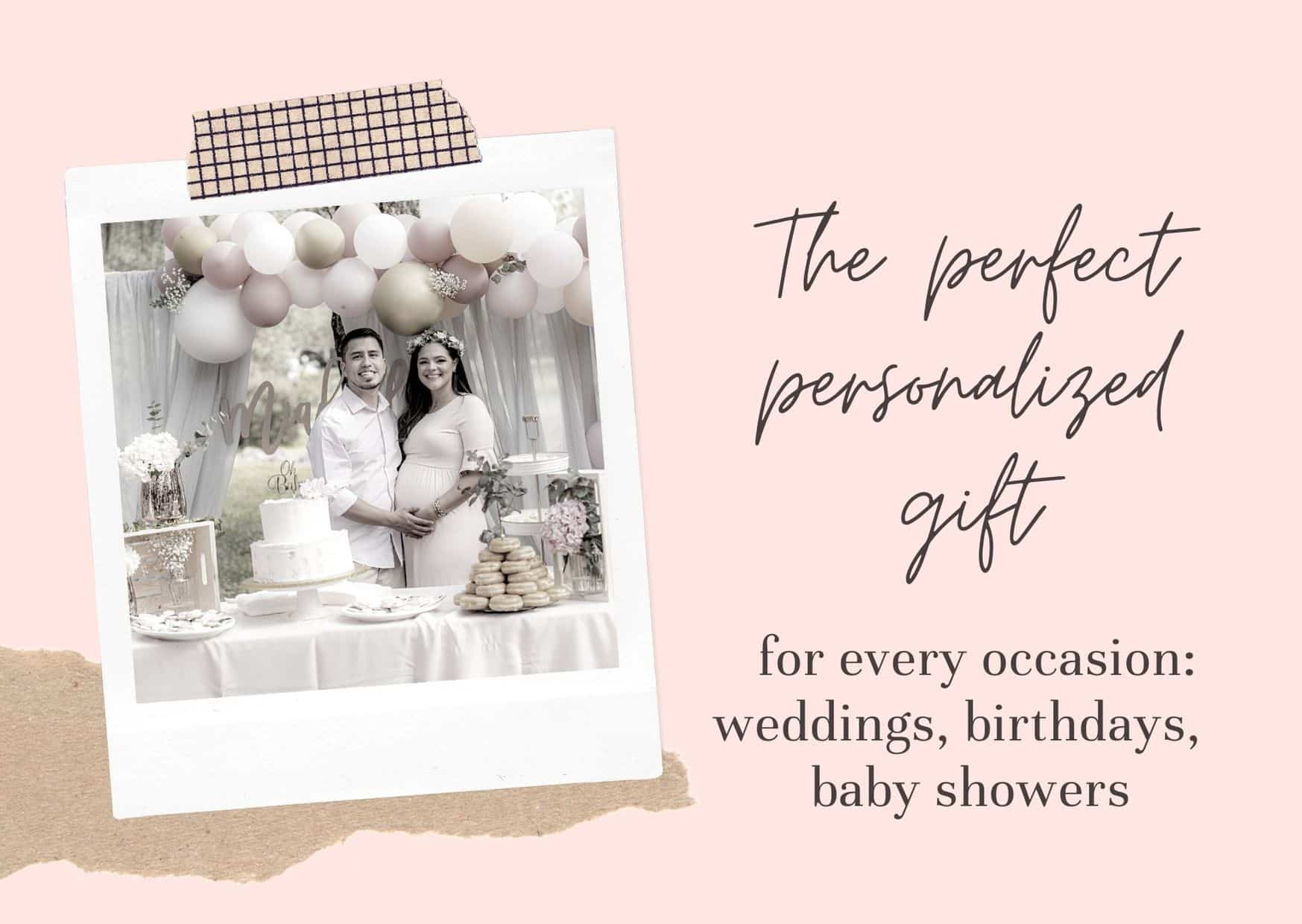 The Perfect Personalized Gift