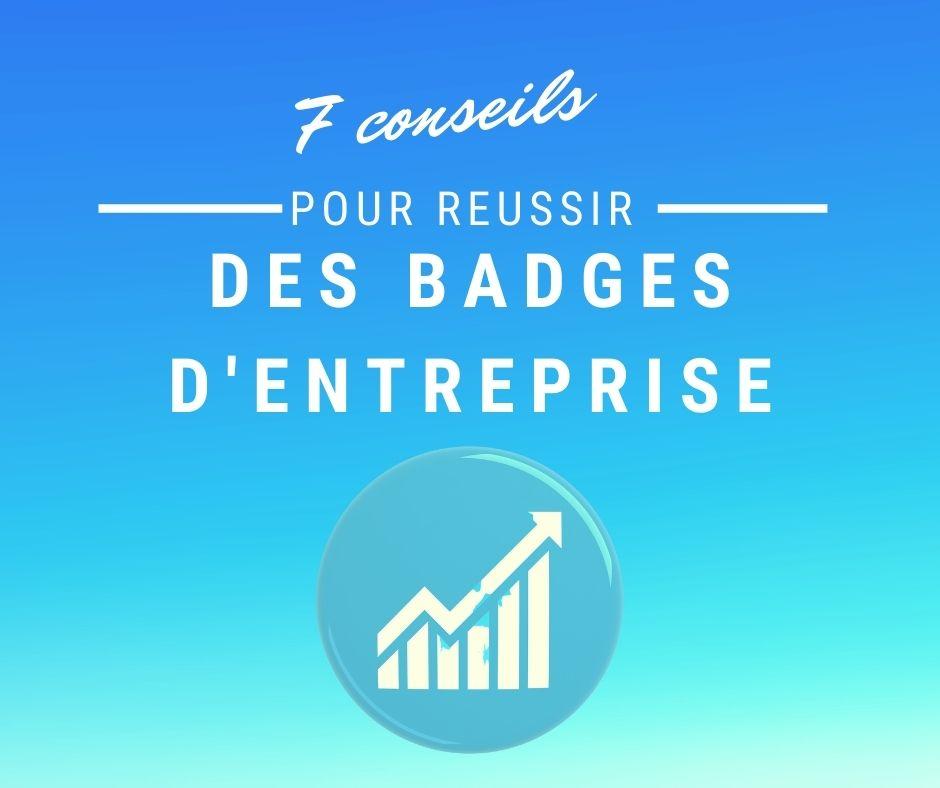 7 Conseils Pour Réussir Des Badges D'entreprise